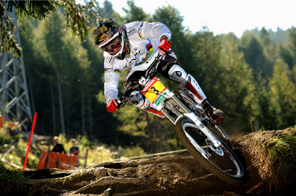 Steve Peat Team Santa Cruz Syndicate